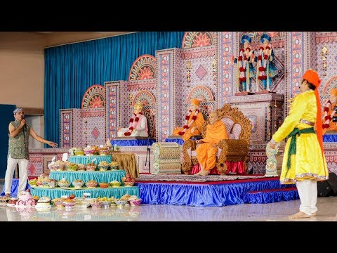 Guruhari Darshan 7-8 October 2018, Bhavnagar, India