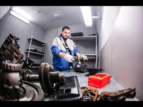 техническое обслуживание роботизированной коробки передач