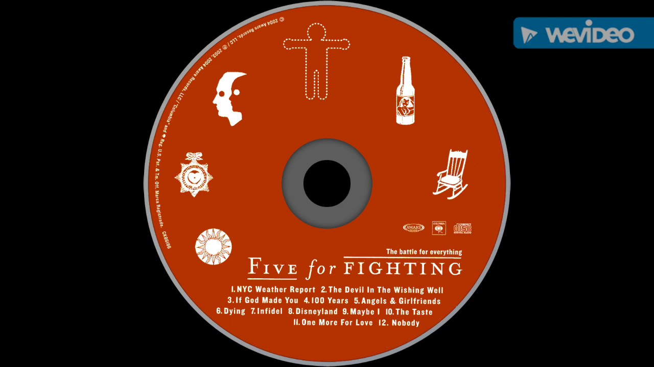 100 Years Five For Fighting Lyrics In Description Youtube Latest five for fighting lyrics. youtube