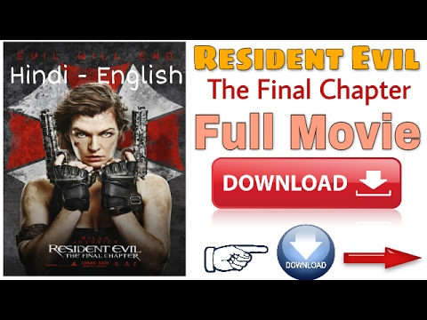 Resident Evil The Final Chapter 2017 Full...