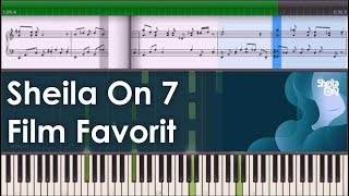 Download Lagu Sheila On 7 - Film Favorit (Instrumental Piano Tutorial) Mp3