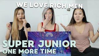 "MV REACTION | SUPER JUNIOR (슈퍼주니어) X REIK ""One More Time (Otra Vez)"""