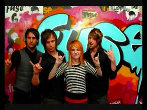 Paramore- Stuck on you