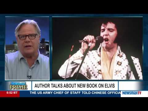 "Newsmax Prime | David E. Stanley on the ""King of Rock n' Roll"" on the 39th anniversary of his death"