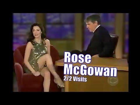 Rose McGowan  A.T.T.R.A.C.T.I.V.E   22 Visits In Chron. Order