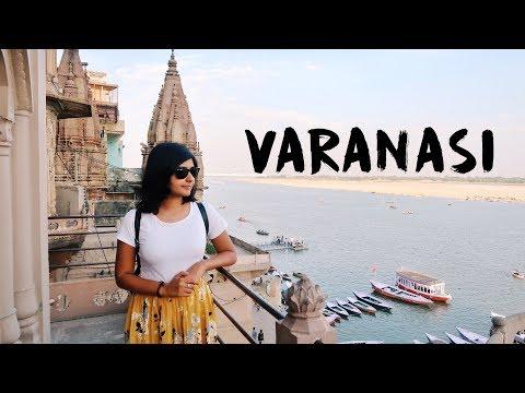 EXPLORING VARANASI | Benaras Travel Vlog #1