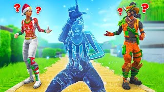 So We CHEATED In Hide & Seek Fortnite... (Invisible Glitch) thumbnail