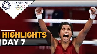 Tokyo Olympics 2020 Day 7 Highlights   Lovlina assured of a medal   Deepika Exits   Oneindia News
