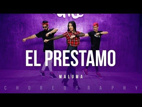 El Préstamo - Maluma | FitDance Life (Coreografía) Dance Video