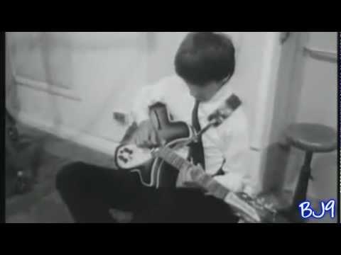 The Beatles - Words of Love [HD]