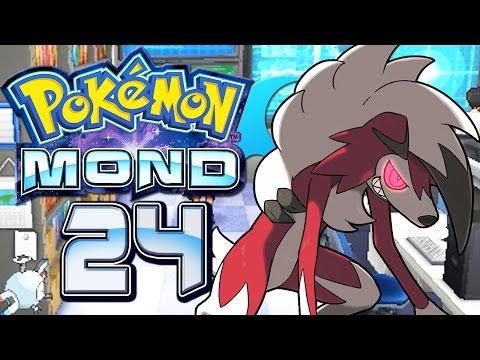 POKÉMON MOND # 24 ★ Besuch im Dimensionsforschungsinstitut! [HD60] Let's Play Pokémon Mond