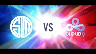 Repeat youtube video Cloud 9 vs Team SoloMid - Ultra Rapid Fire