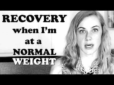 What is recovery IF I'm at a normal weight? Mental Health Videos with Kati Morton | Kati Morton