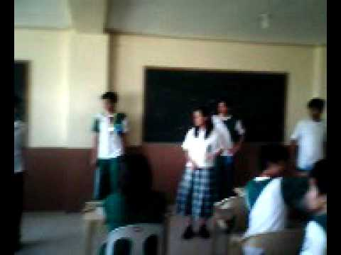 Pamantasan ng Cabuyao 1ECE-1 @ Room 303!! PE 1