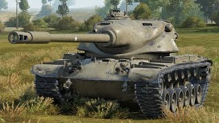 World of Tanks T54E1 - 7 Kills 9,9K Damage