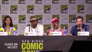 THE FLASH Comic Con Panel, Season 4 & Highlights - (HD)