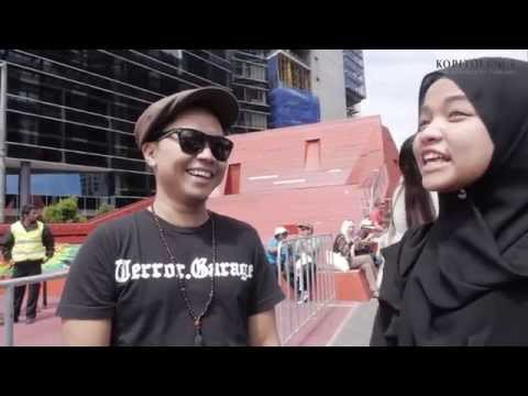 Sandhy Sandoro Ramaikan Festival Wonderful Indonesia 2015 di Melbourne