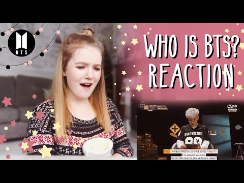 Who is BTS?: The Seven Members of Bangtan Reaction