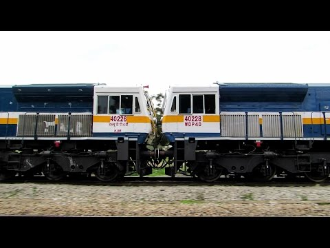 Diesel Loco MULTIPLE UNITS (Dual Locos) - Indian Railways (Part 1)