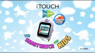 iTOUCH PlayZoom - The ultimate kids smartwatch