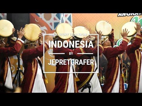 Maulid Habsyi Raudatul Jannah, Pulau Alalak, Barito Kuala - Islamic Art Festival 1438 H / 2016
