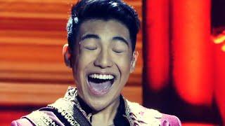 Darren Espanto - Phantom of the Opera (The ACES, Smart Araneta Coliseum) YouTube Videos