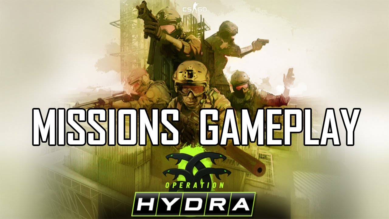 how to add operation hydra gamebanana to csgo