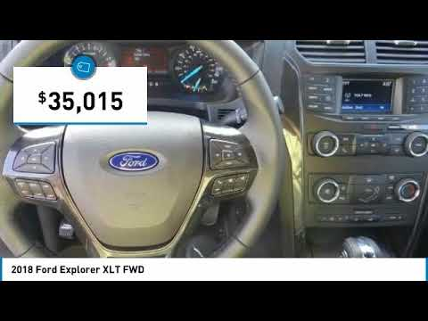 2018 Ford Explorer North Hollywood,Los Angeles,San Fernando Valley,Glendale,Burbank m80766