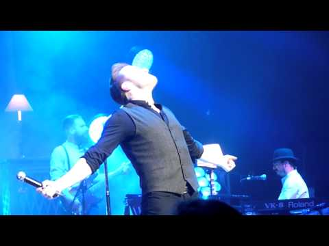 Shane Filan - Flying Without Wings - 9th March 2014 - Waterfront Hall, Belfast