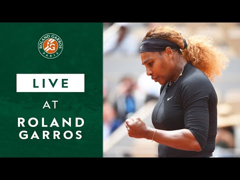 Live At Roland-Garros #5 - Daily Show | Roland-Garros 2019
