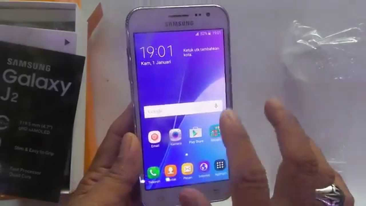Reviews Samsung Galaxy J2 4G 8GB Terbaru