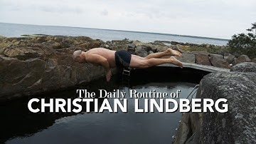 The Daily Routine of Christian Lindberg