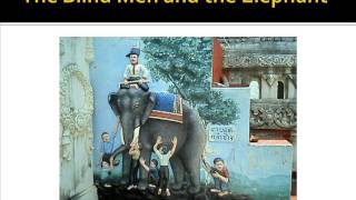 Paradigms of Thought and the Story of the Blind Men and the Elephant
