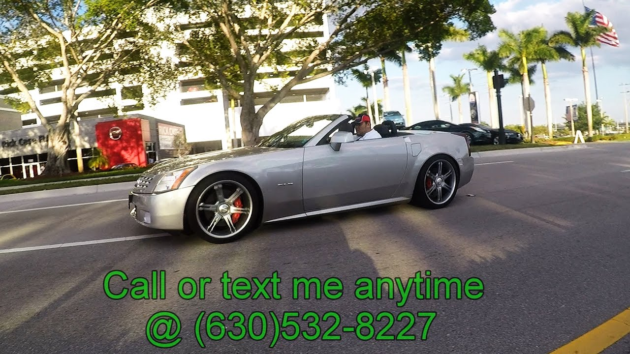2004 Cadillac XLR, Immaculate, Only 56k miles, Clean Car ...