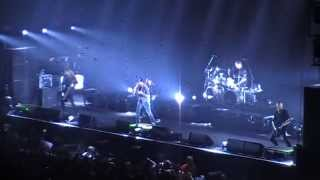 IN FLAMES - In Plain View // Live @Hovet, Stockholm 2014-11-06