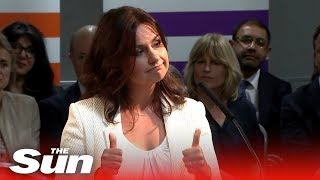 """Heidi Allen launches 'Change UK' party to fight """"broken politics"""""""