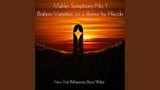 Variations On A Theme By Haydn In B Flat Major Op 56a Finale Andante