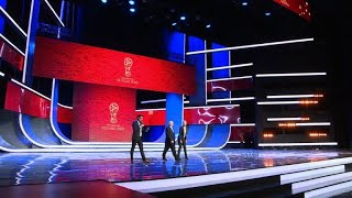 World Cup 2018: Moscow ready for the final draw