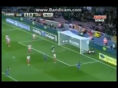 Gol 234 de Messi ante Granada