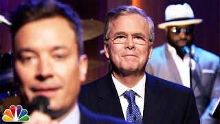 """Slow Jam The News"" with Jeb Bush"