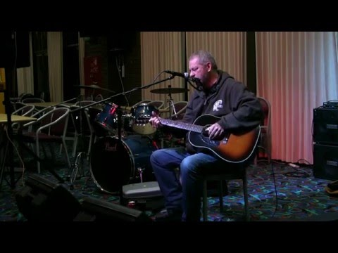 Chris Wilson Performs at the Peninsula Blues Club
