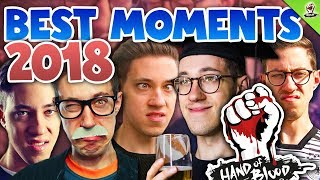 HandOfBlood « Best Moments of 2018 »