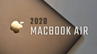 MacBook Air 2020 Unboxing & Long Term Review