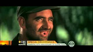 Deliverance film makes an impact 40 years later