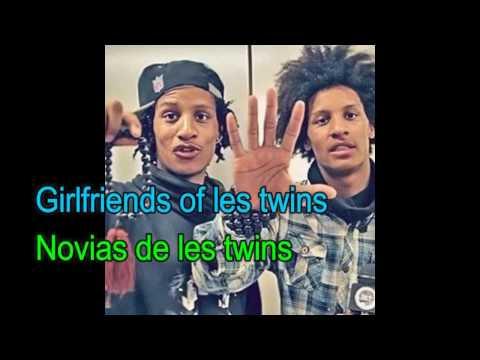 Girlfriends of Les Twins - Novias de Les Twins