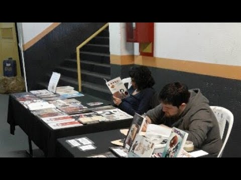 ComicConvention Uruguay 2017 - Día 1: GAS Comics y AUCH