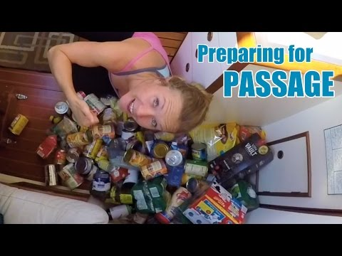 #86: How to Provision & Prepare Your Boat for Passage