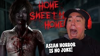 THIS GAME WAS SO SCARY IT HAD ME HITTING HIGH NOTES | Home Sweet Home (Scary Thai Game) [1]