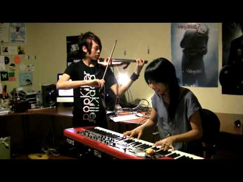 Nothin' On You/Airplanes - B.o.B | (Clara C & Jason Yang Mashup Cover)