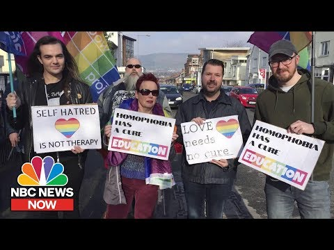 Inside The Fight To Ban Conversion Therapy | NBC News NOW